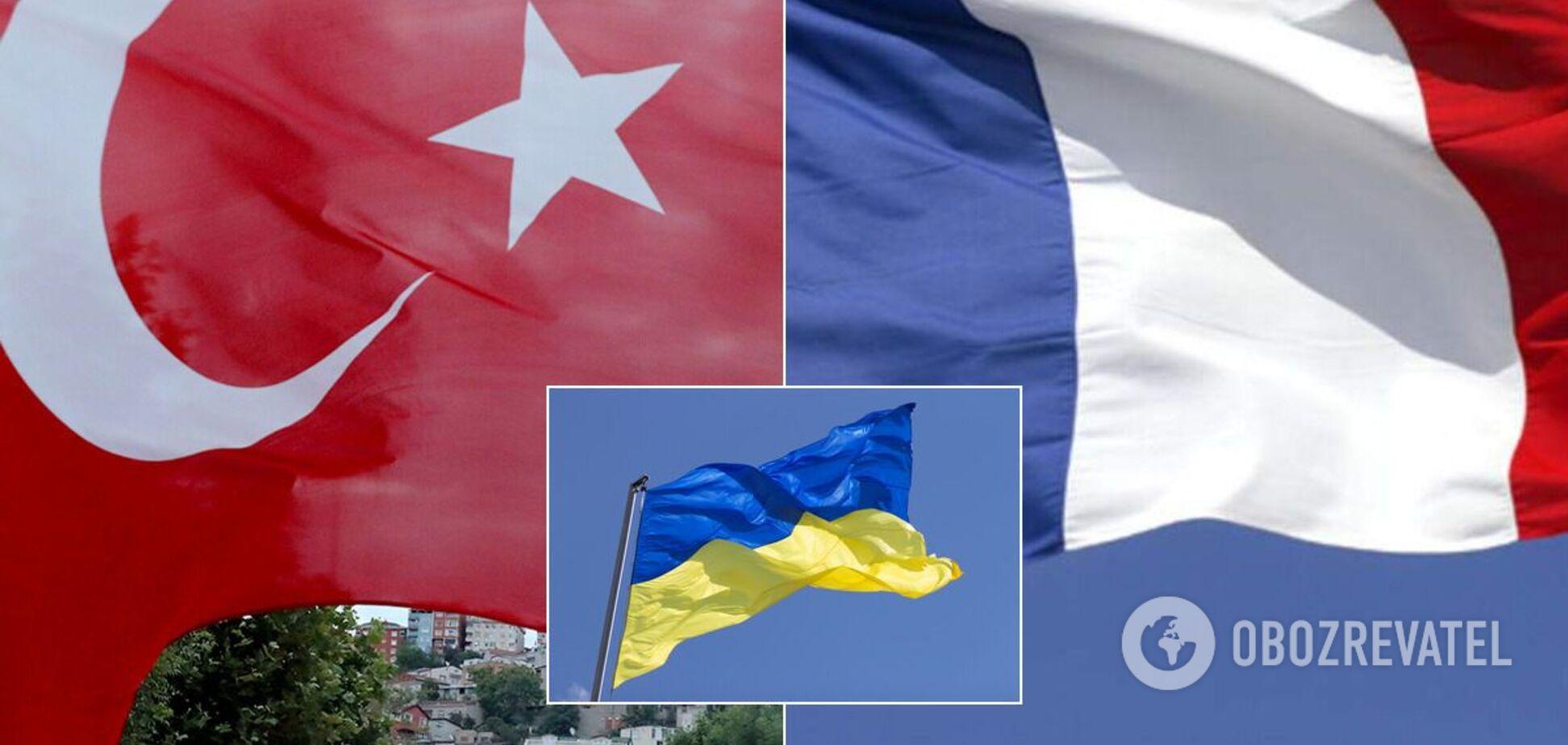 Кто пытается поссорить Турцию и Францию, и причем тут Украина