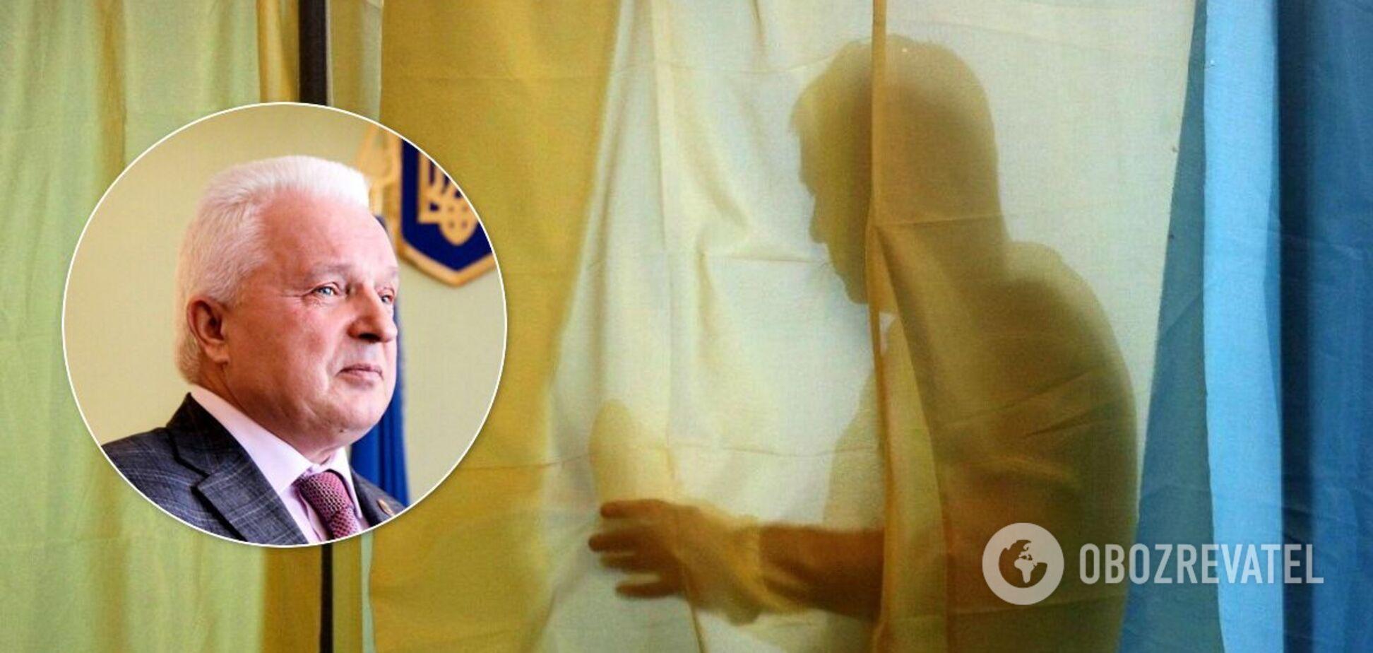 После смерти мэра в Борисполе проведут повторные выборы