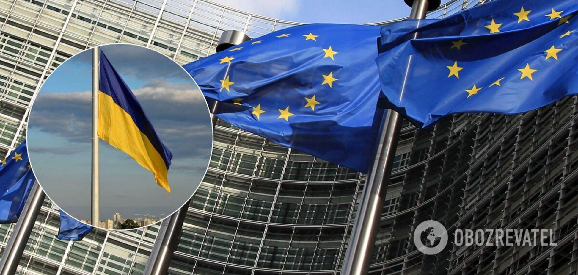 В ЕС считают решение КСУ основанием для приостановления безвиза