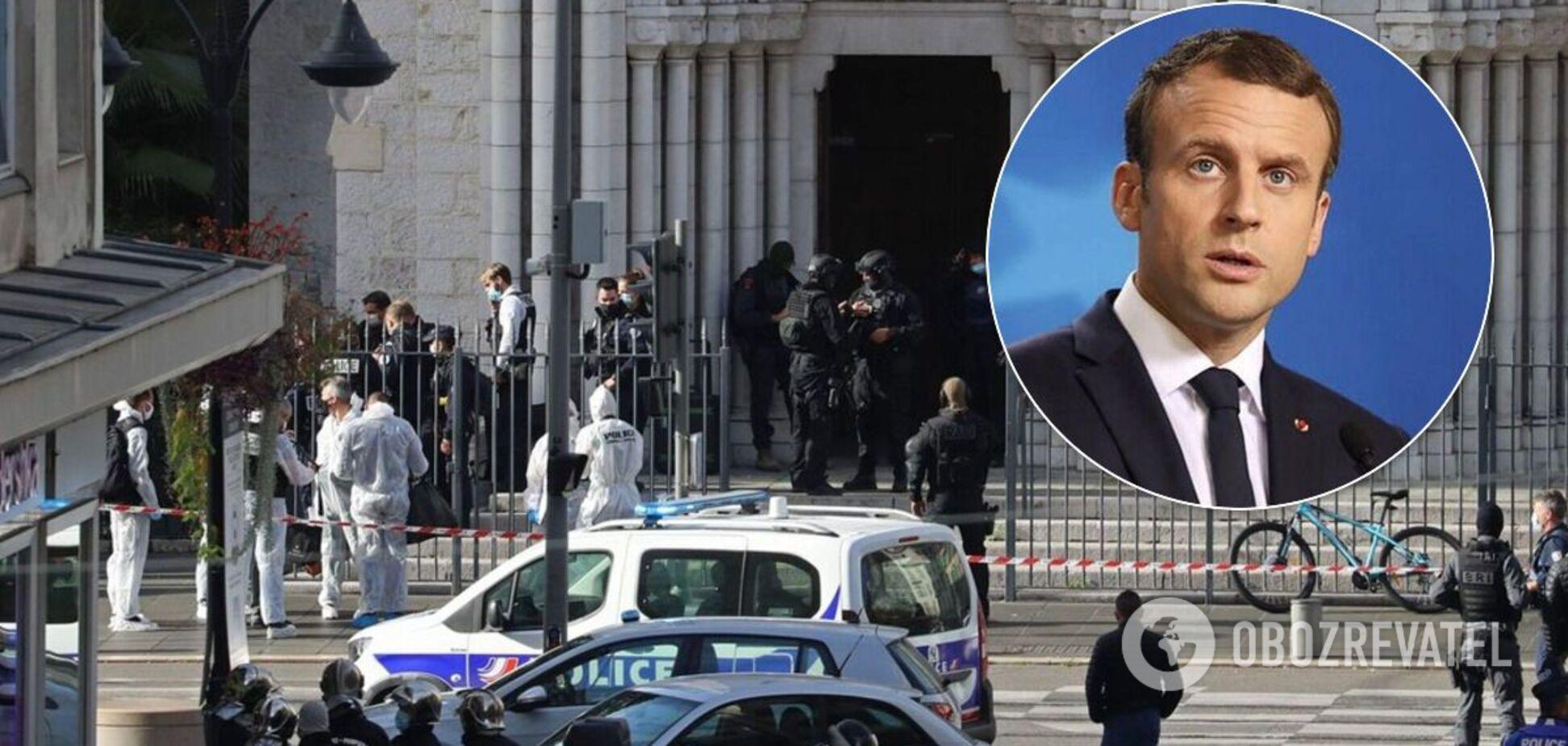 Ответ французских властей на нападения будет 'быстрым и решительным'