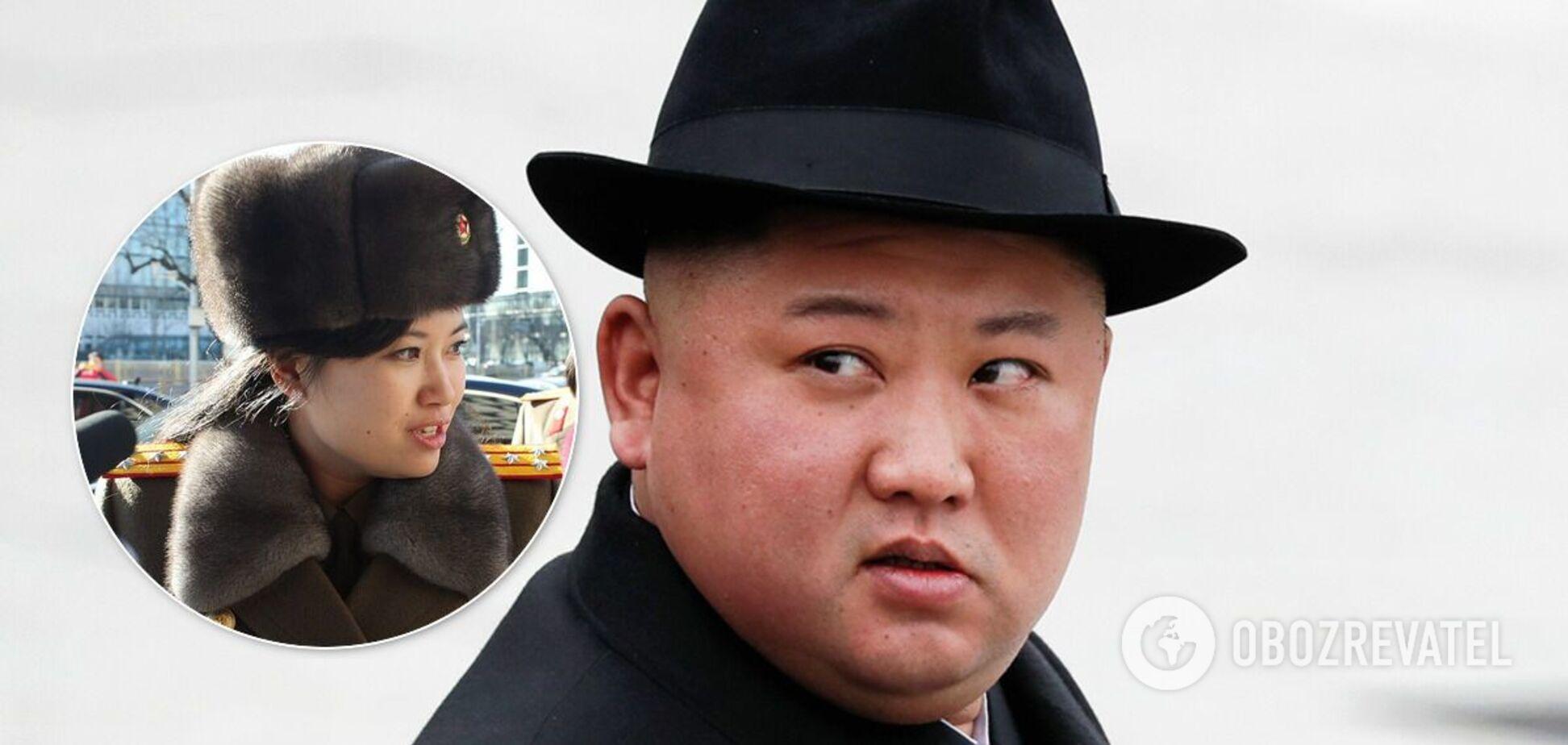 Хьон Сон Воль и Кім Чен Ин