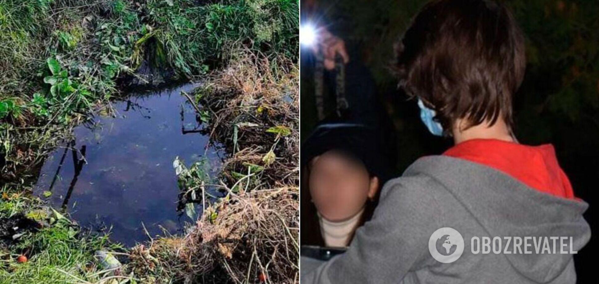 На Полтавщине парень зарубил девушку топором и спрятал тело в пруду возле кладбища. Фото