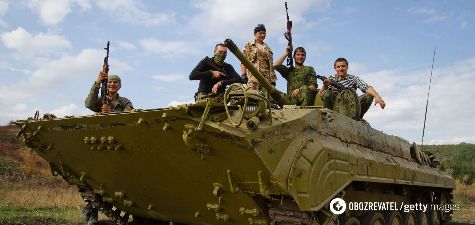 Россия не позволит ОБСЕ взять АК-1 и АК-2 в окружение, – Гай