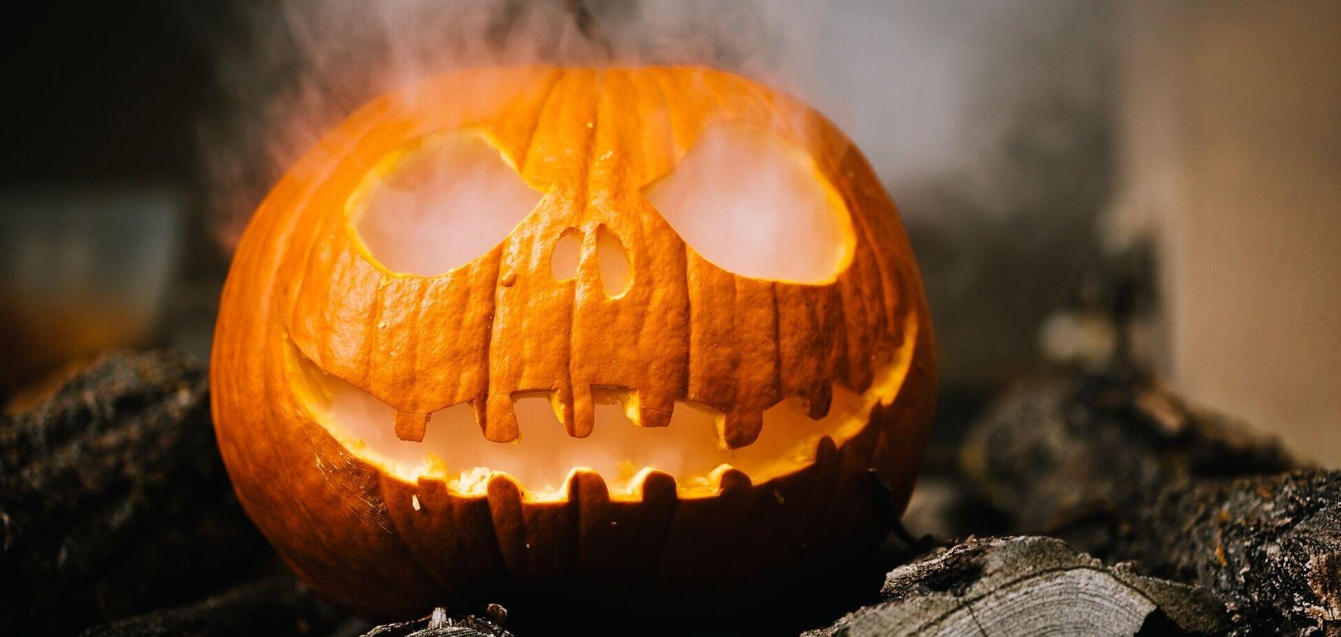 Тыквы на Хэллоуин: как вырезать