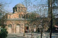 У церкві Хора в Стамбулі закрили унікальні фрески