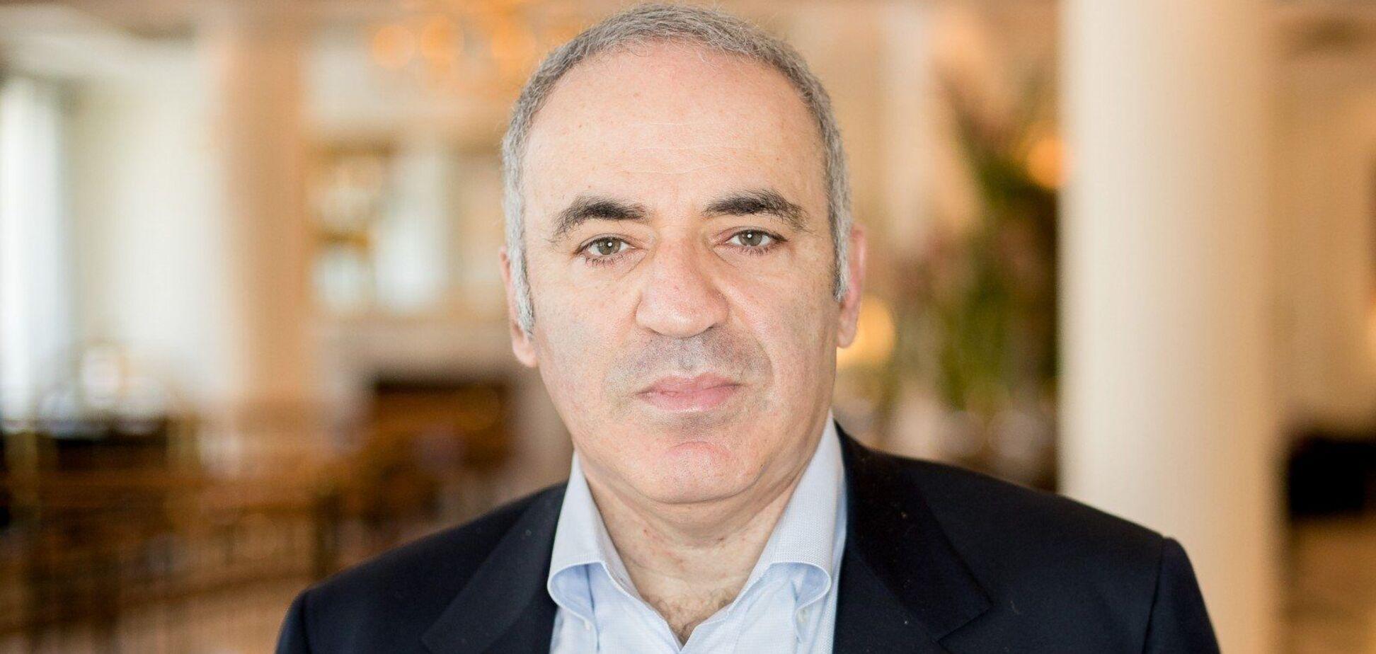 Гаррі Каспаров пояснив, чим небезпечний кінець режиму Путіна