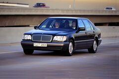В следующем году резко возрастет спрос на старые Mercedes W140 'Кабан'