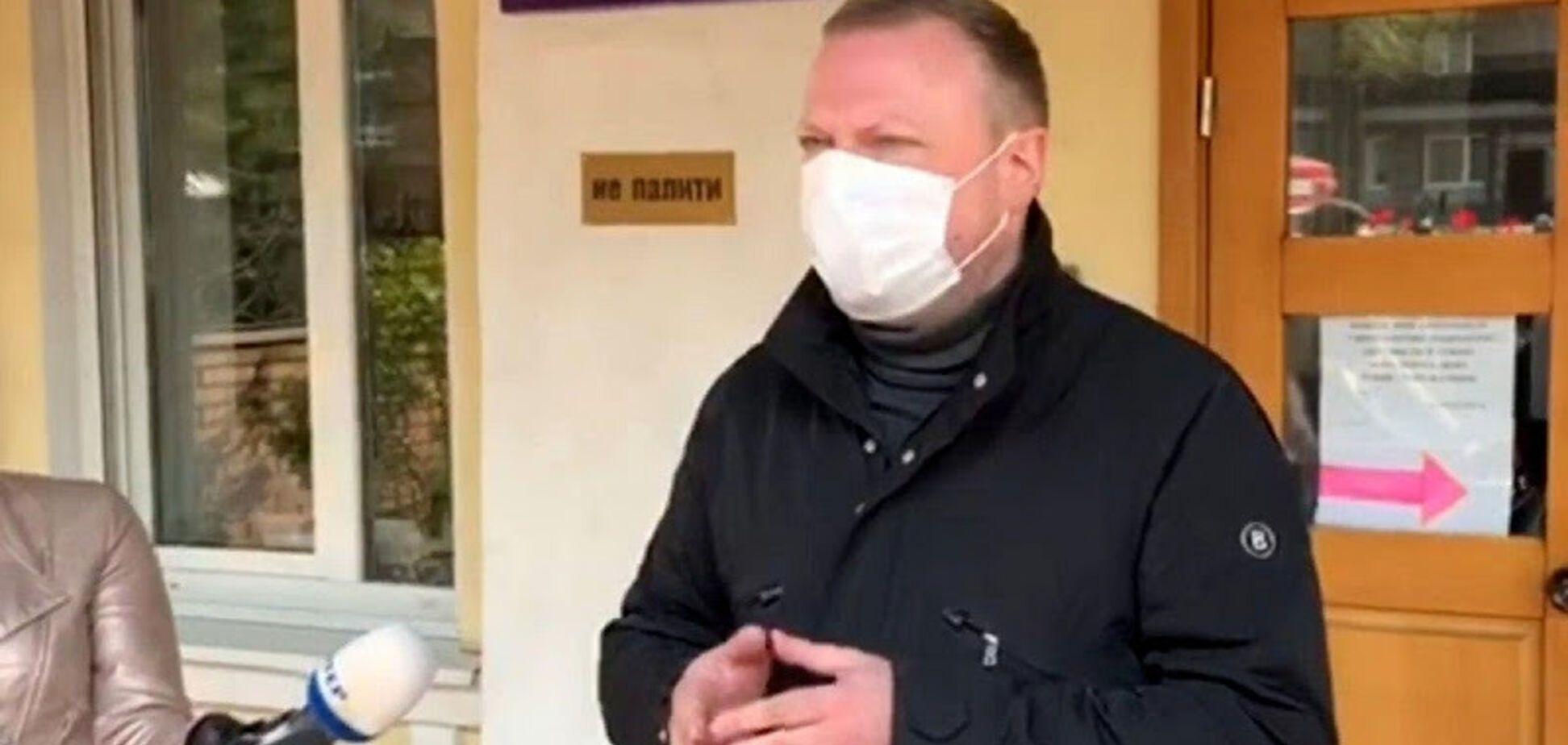 Святослав Олійник скоро втратить крісло глави Дніпропетровської облради