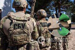 СБУ изъяла в Одессе 50 кг контрабандного кокаина