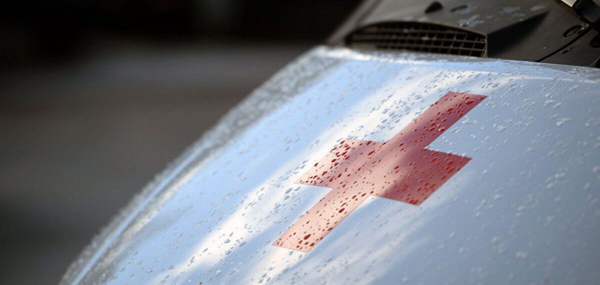 В Кривом Роге мужчина несколько раз ударил себя ножом