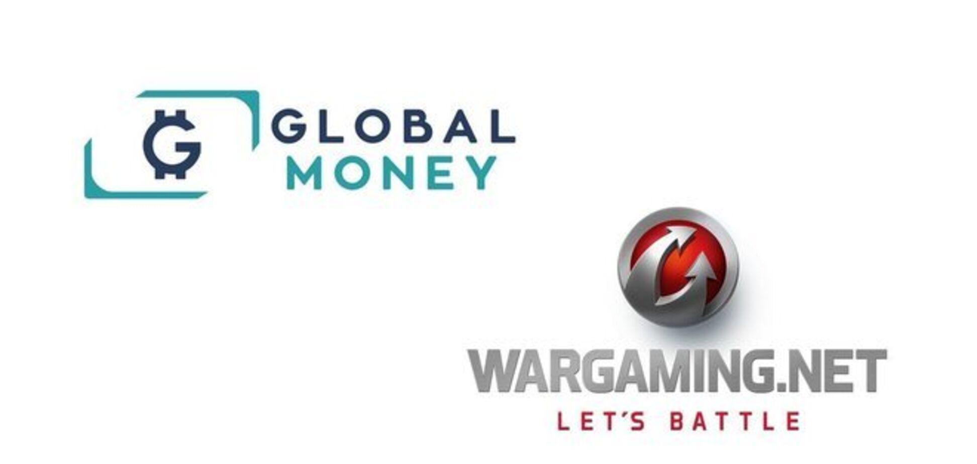 GlobalMoney стала постачальником сервісів Wargaming для мобільних операторів в Україні