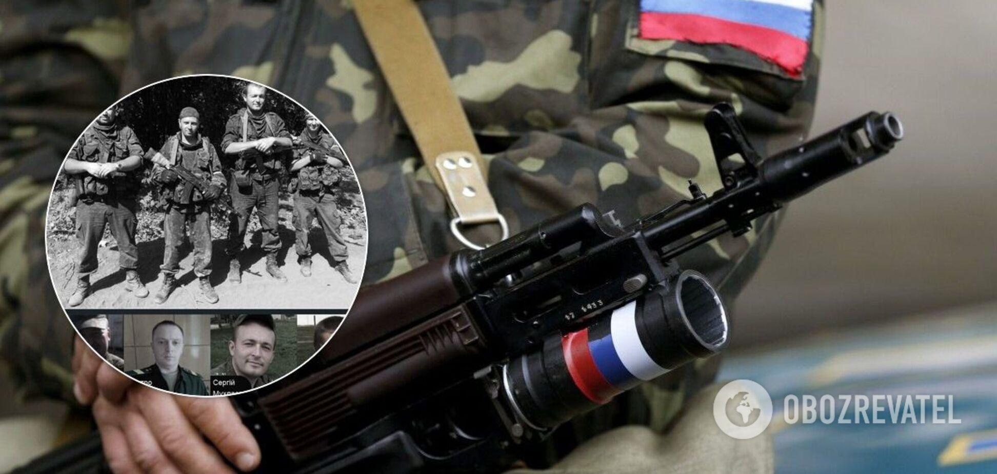 Идентифицированы солдаты РФ, воевавшие на Донбассе