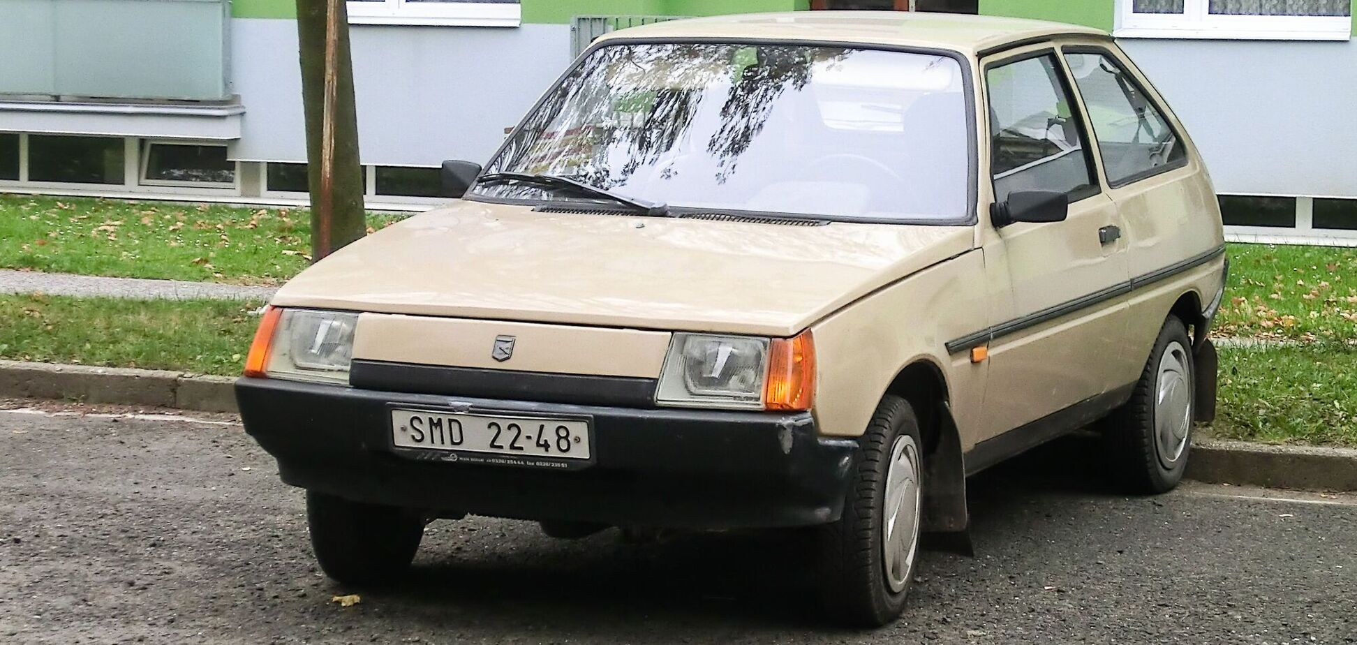 ЗАЗ-1102 Таврия – знаменитый украинский автомобиль