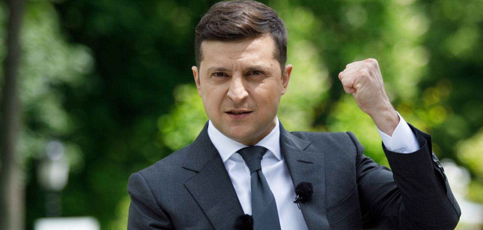 Зеленський доручив створити ракету-носій до 2024 року