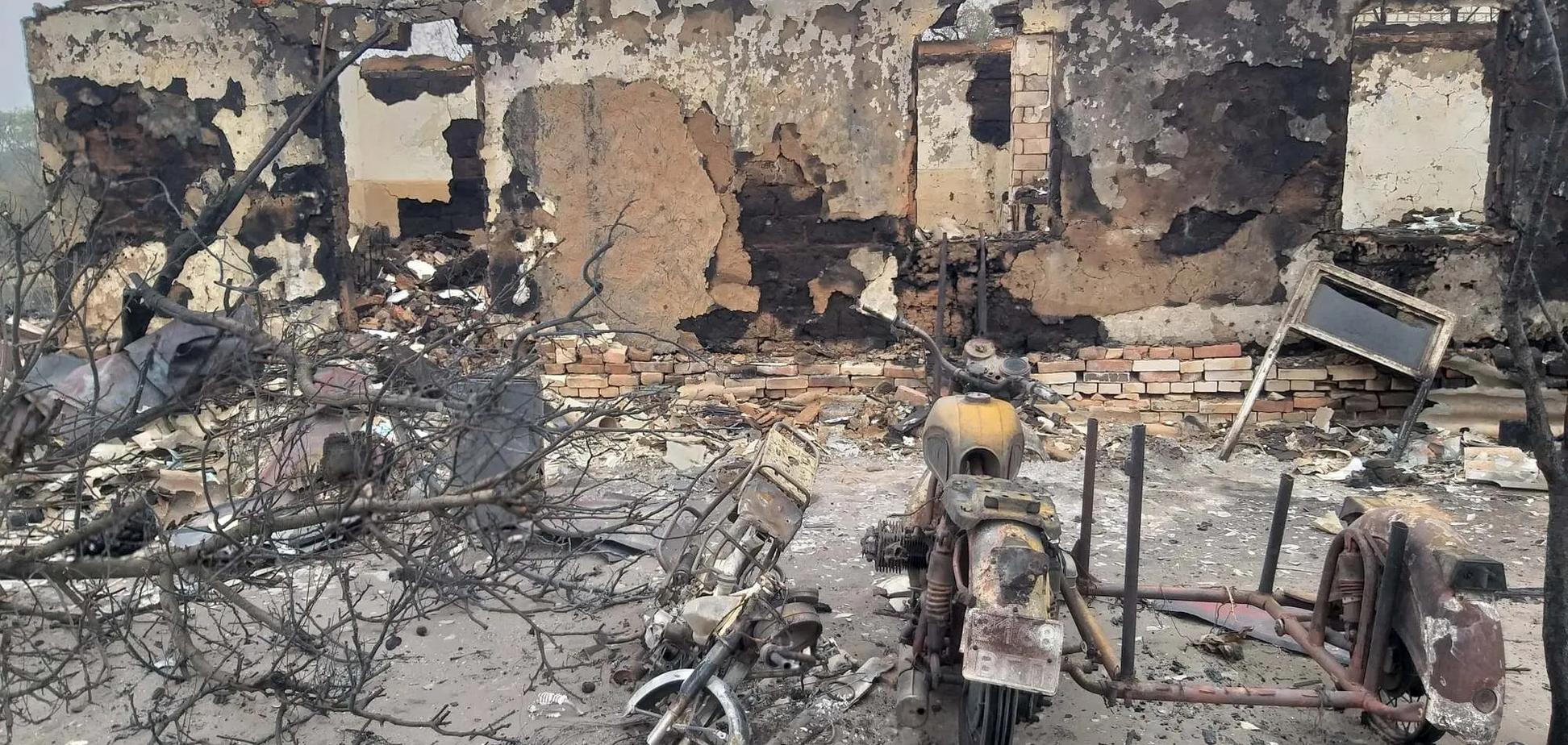 В пожарах погибли 11 человек