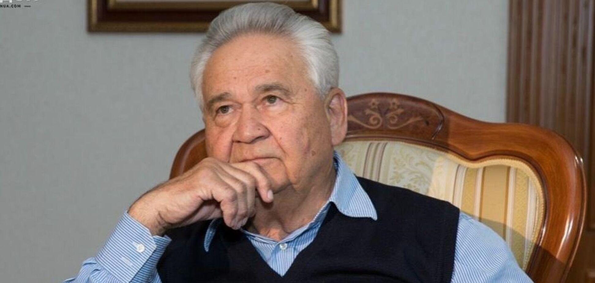 Колишній заступник керівника делегації України у ТКГ Вітольд Фокін