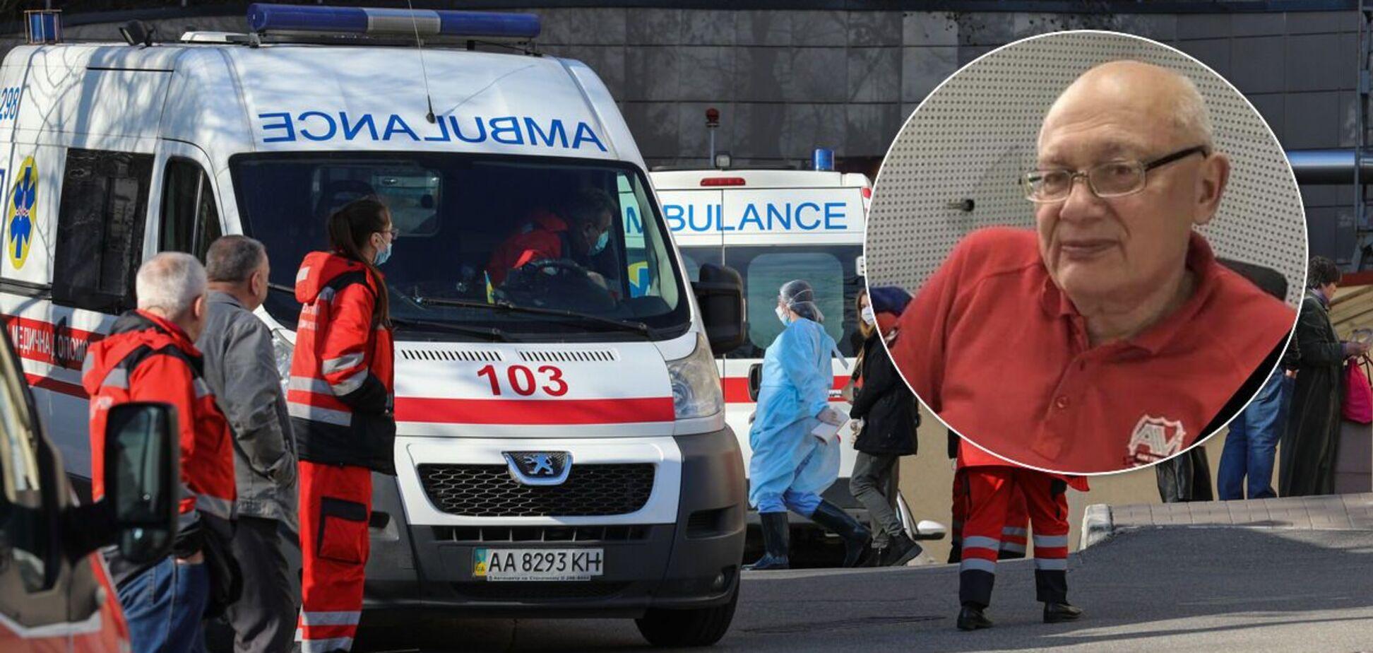 Во Львове умер врач, у которого был коронавирус