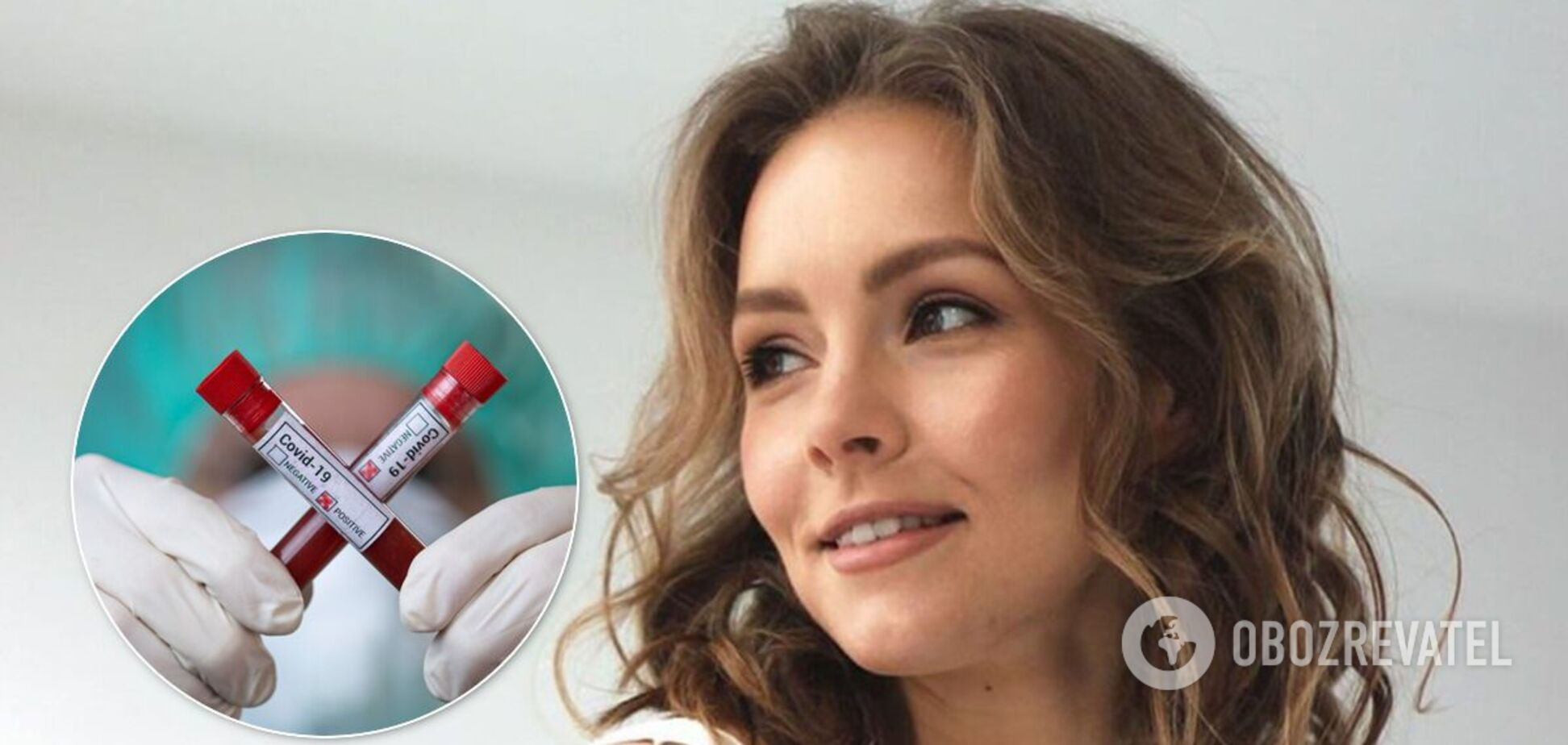 Мое слабое место – зараженная коронавирусом Шоптенко рассказала о болезни