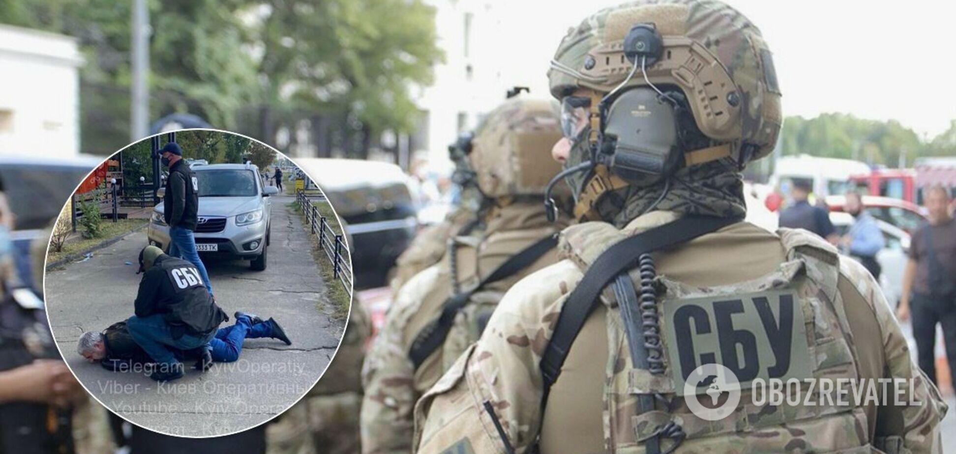 В Киеве на взятке погорел подполковник полиции – СМИ