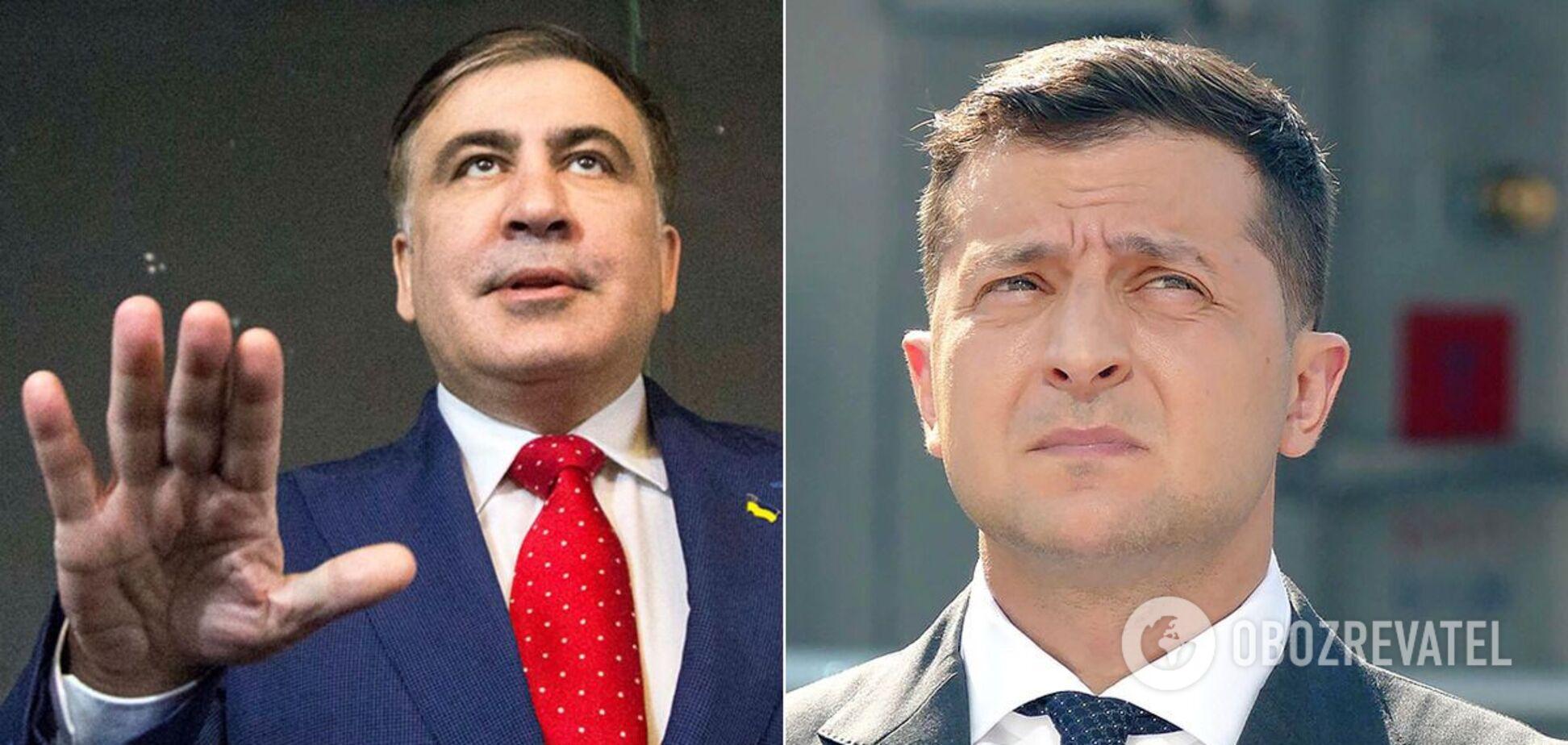 ЦВК скасувала реєстрацію кількох Зеленських і Саакашвілі