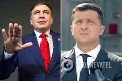 ЦИК отменила регистрацию нескольких Зеленских и Саакашвили