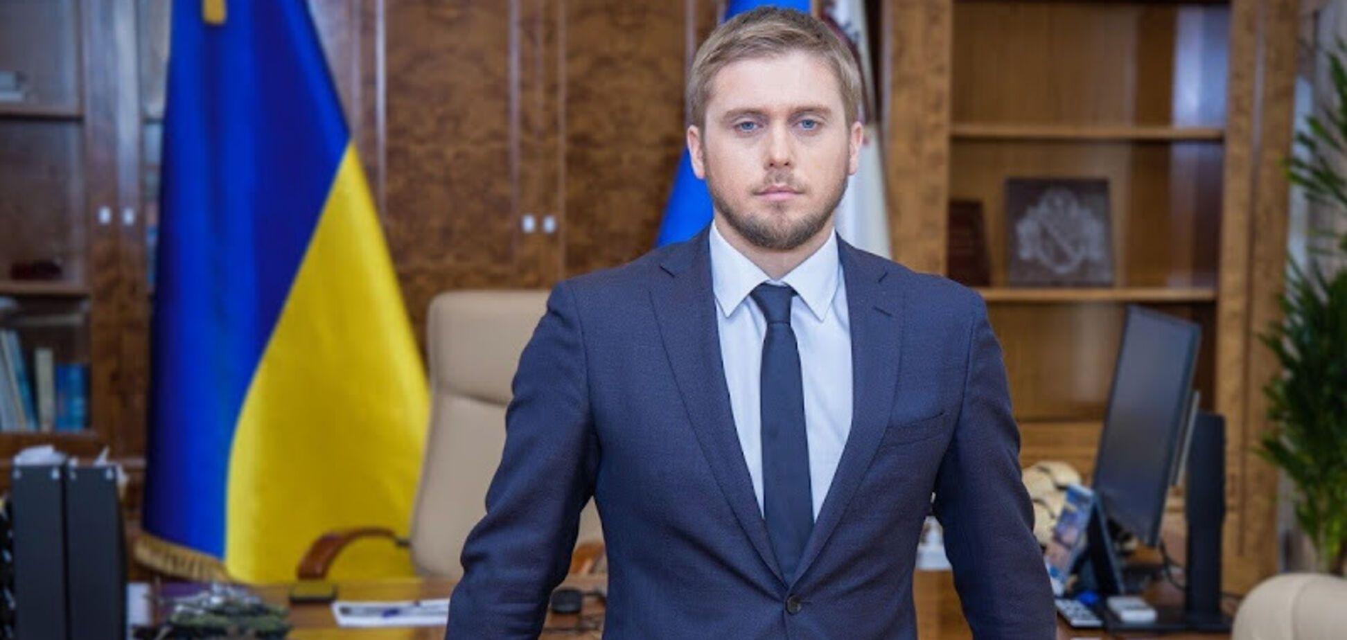 Глава ДнепрОГА Александр Бондаренко может остаться без работы по итогам местных выборов