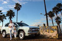 Toyota RAV4 изменили до неузнаваемости: ее переделали под старого 'американца'