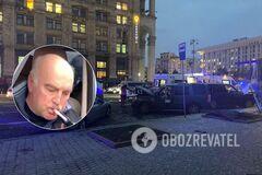 Винуватця ДТП на Майдані перевірили на драгері
