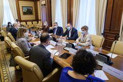 Андрей Ермак обсудил скандал вокруг КСУ с послами G7