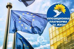 ОПЗЖ — инициатор процесса отмены безвиза для Украины