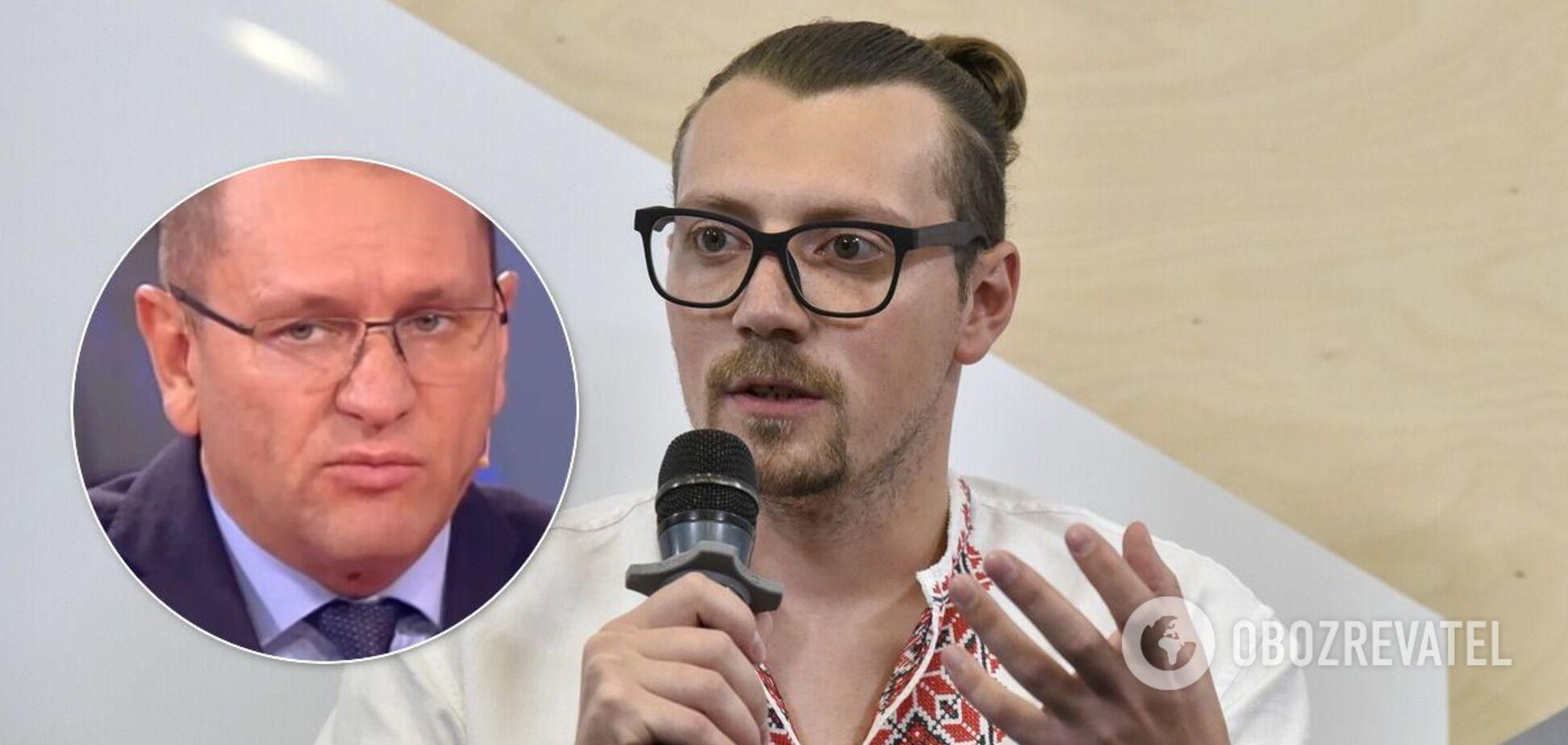 Шевченко и Безгин поругались из-за решения КС