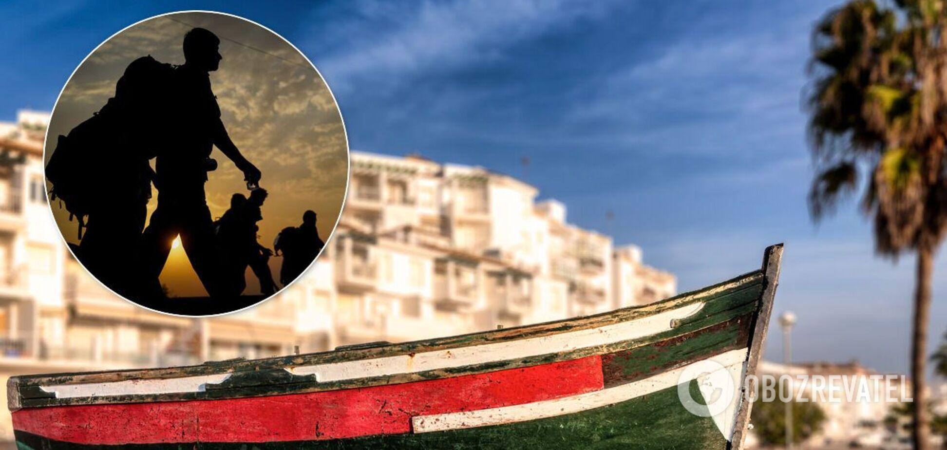 Поблизу Сенегалу затонуло судно з мігрантами