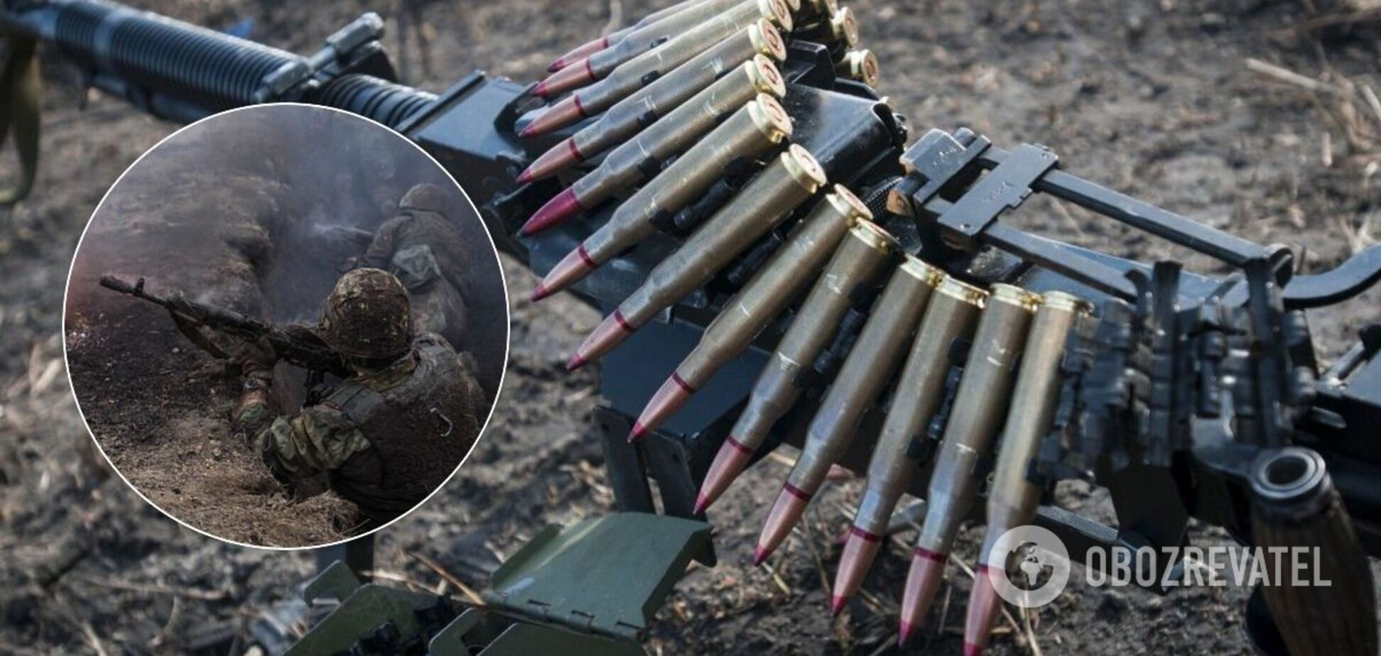Террористы на Донбассе устроили обстрелы ВСУ