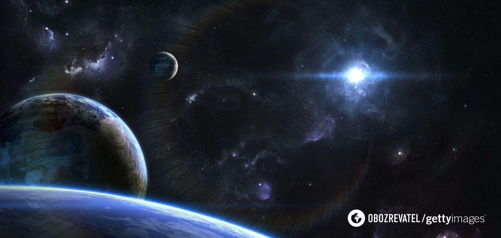 Ученые нашли 'неуловимую материю' во Вселенной