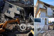 Зруйновано щонайменше 20 будівель