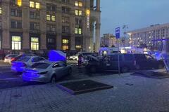 В центрі Києва трапилася смертельна ДТП