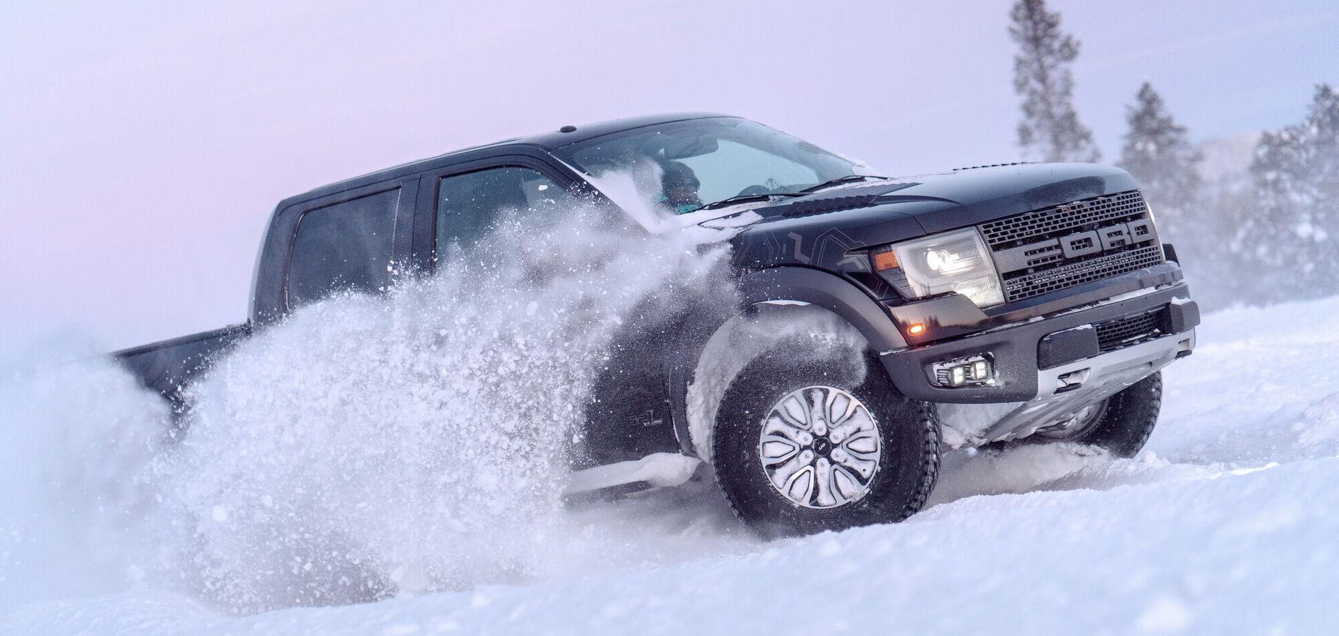 Вибираємо зимові шини для кросоверів і SUV: поради експертів
