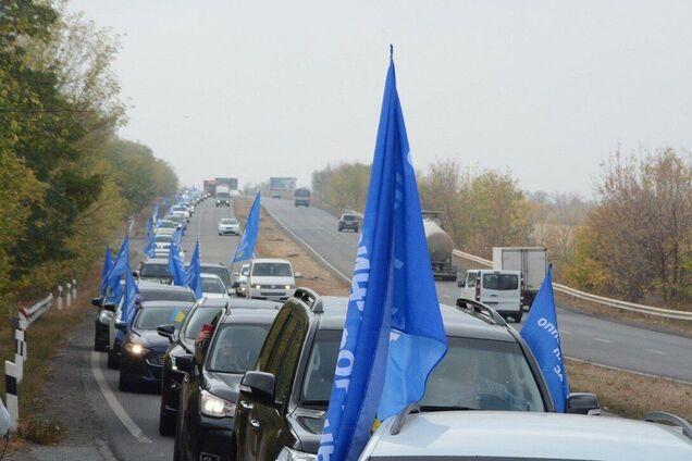 ОПЗЖ сдает позиции в Донецкой области