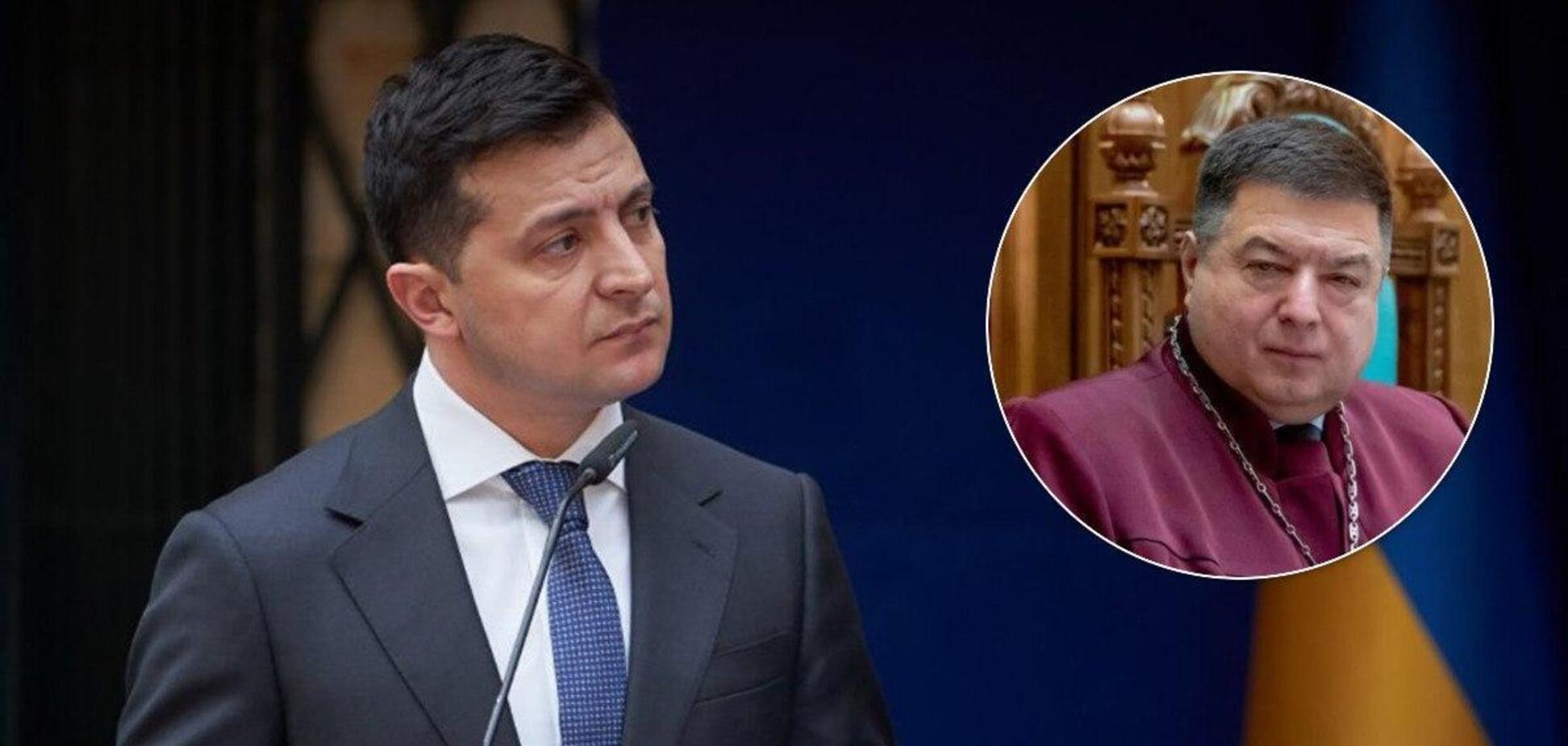 Тупицький побачив у законопроєкті Зеленського ознаки конституційного перевороту
