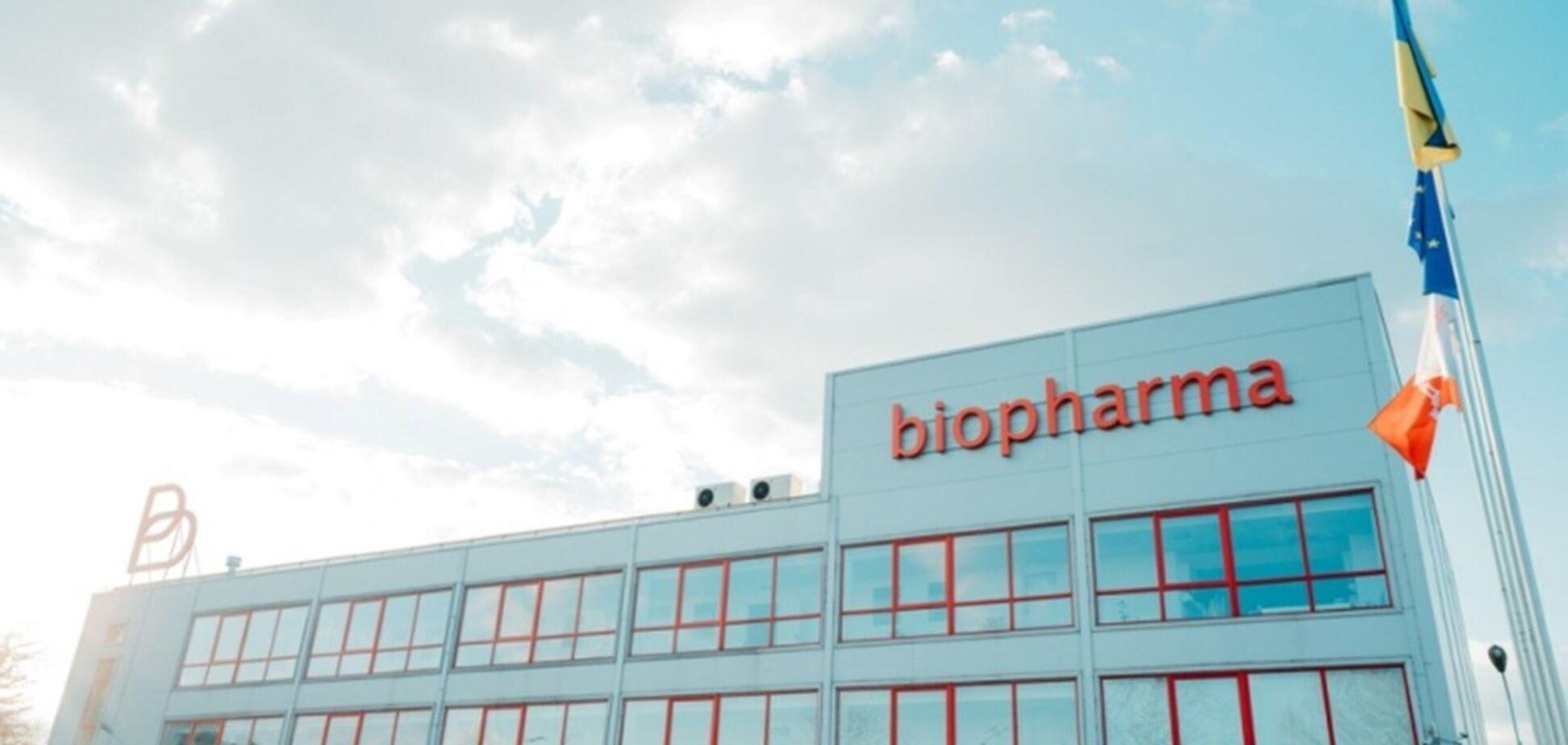 Українська Biopharma побудує заводи в Африці та Латинській Америці