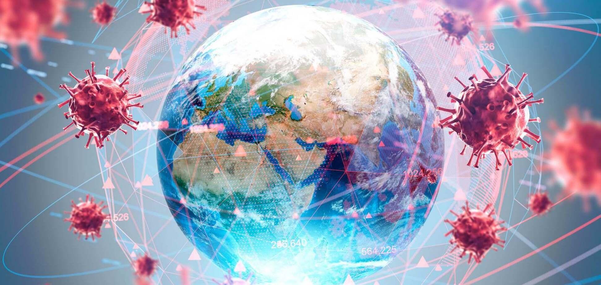 Крім COVID-19, людству загрожують ще 850 тисяч вірусів – доповідь ООН