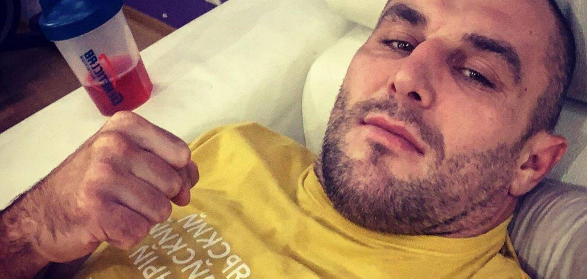 Не верящий в коронавирус российский стронгмен заразился COVID-19 и описал весь 'ужас'