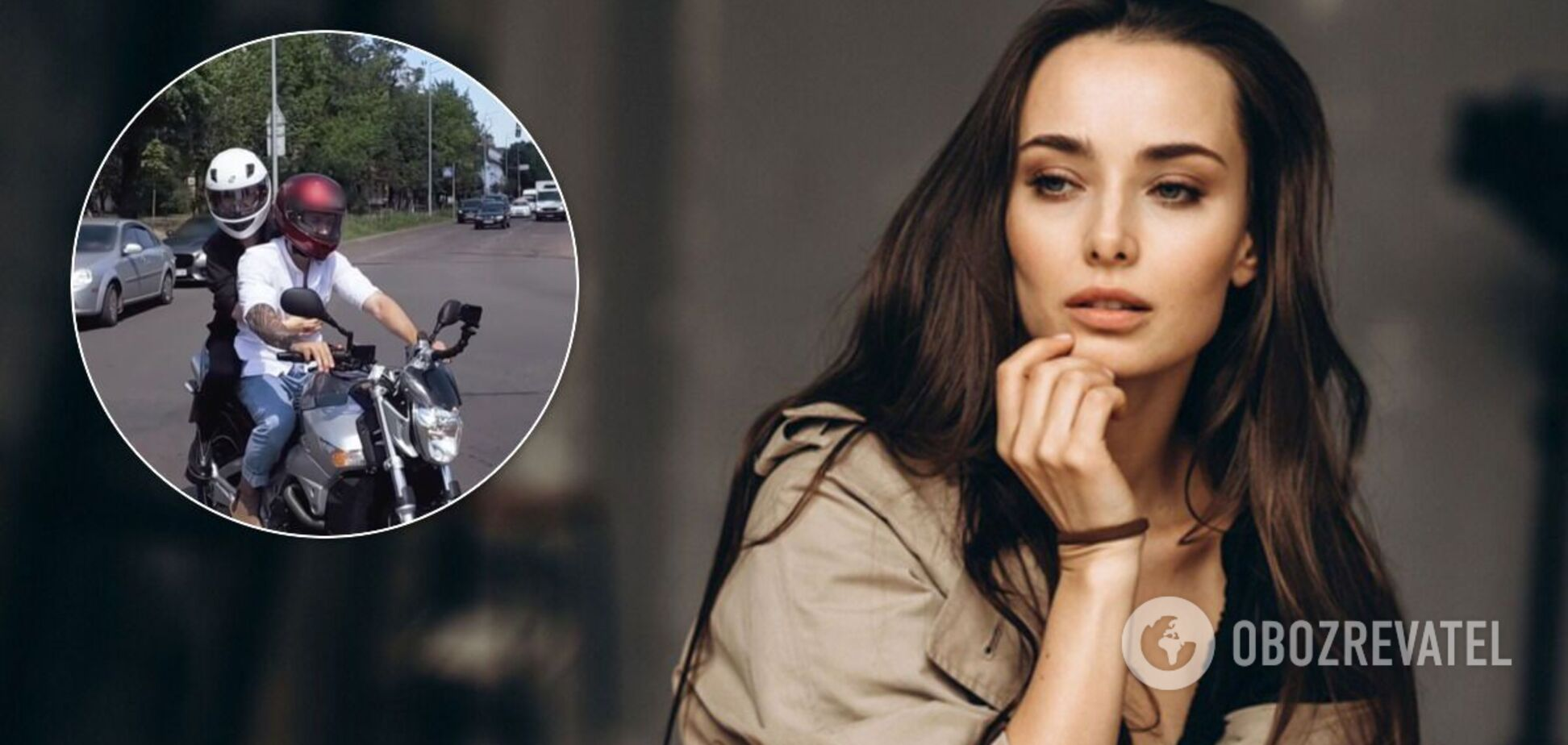 Ксению Мишину 'похитили' на шоу 'Холостячка