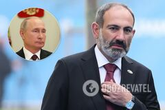Премьер Армении написал письмо президенту РФ