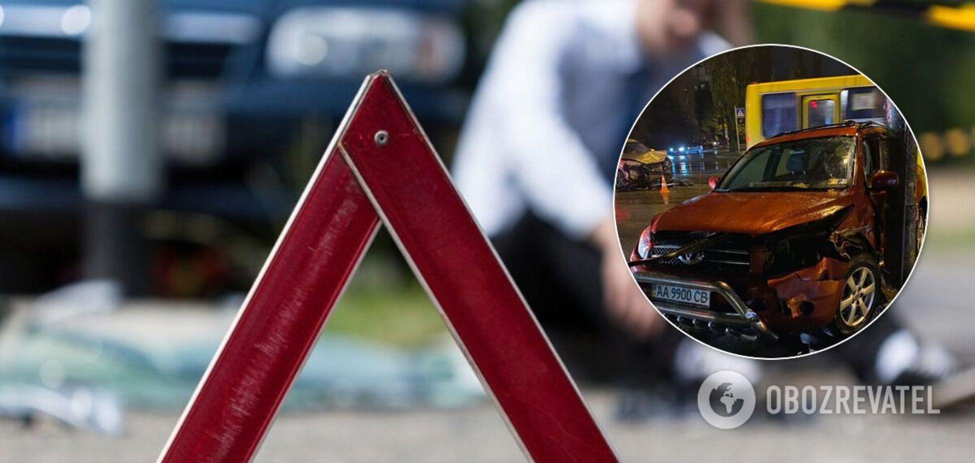 В ДТП на Виноградаре пострадал подросток