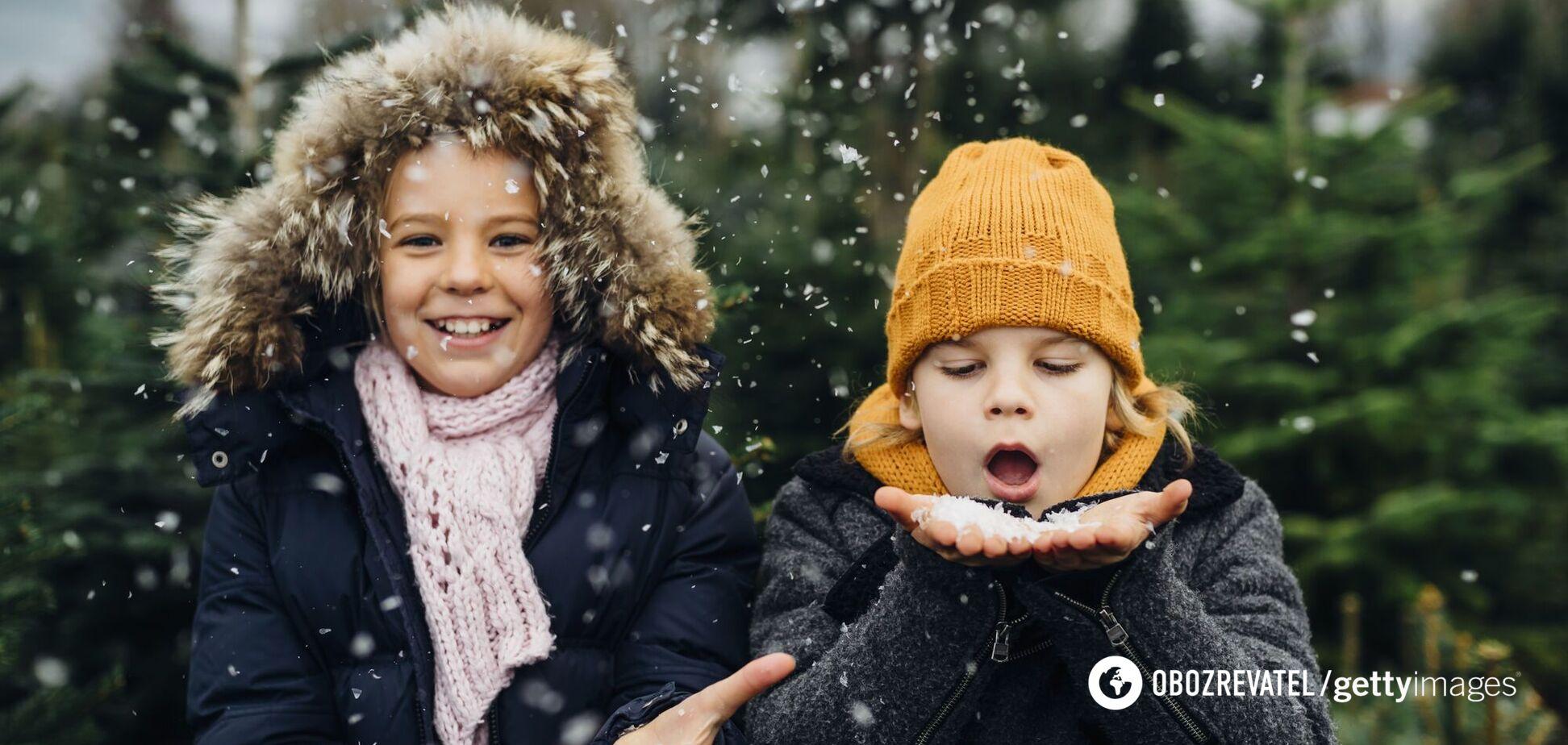 Прогноз погоди на зиму