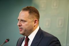 Ермак рассказал о согласовании новых точек разминирования и разведения на Донбассе