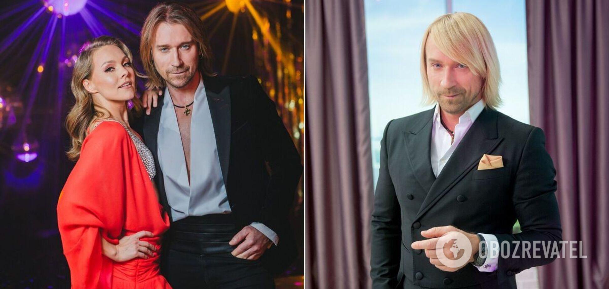 Олег Винник покинув шоу 'Танці з зірками'