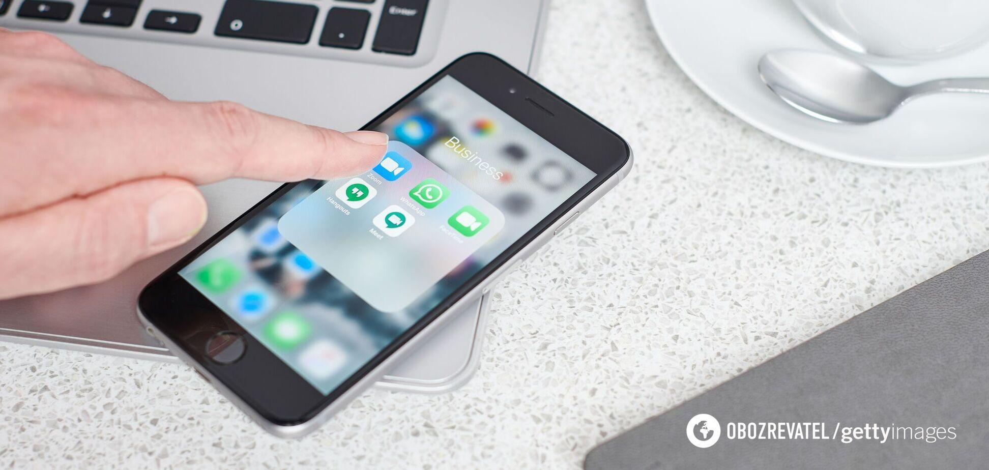Apple створила екран для iPhone, що може 'воскресати'