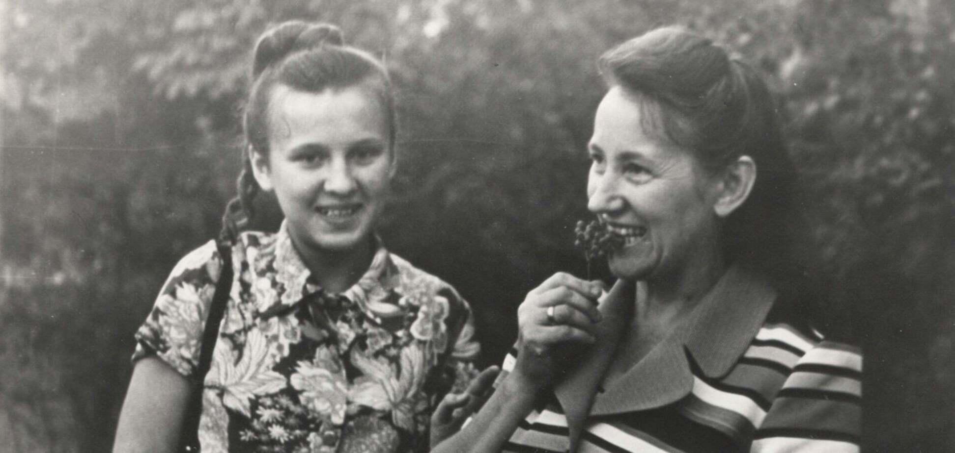 Мама всім серцем ненавиділа радянську школу...